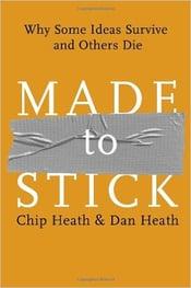 Best Digital marketing book: Made to Stick