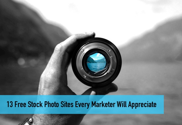 13 Free Stock Photo Sites Every Marketer Will Appreciate