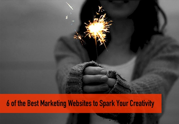 6 of the Best Marketing Websites to Spark Your Creativity