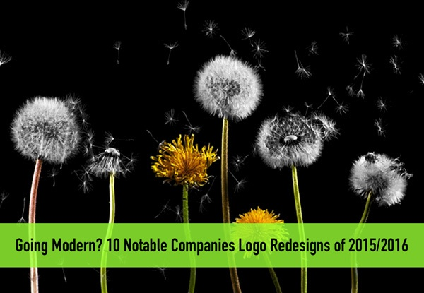 10 Noteable Companies Logo Redesigns of 2015/2016