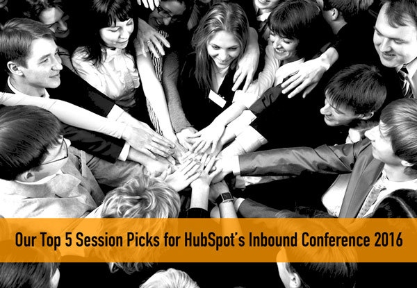 Our Top 5 Session Picks for Hubspot Inbound Conference
