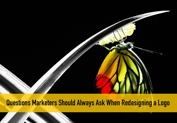 5 Questions Marketers Should Always Ask When Redesigning a Logo
