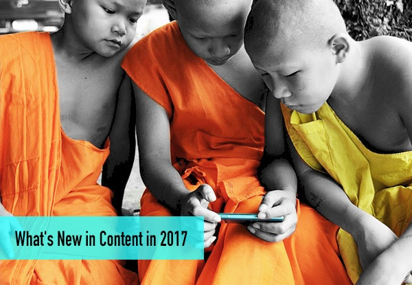 What's New in Content in 2017
