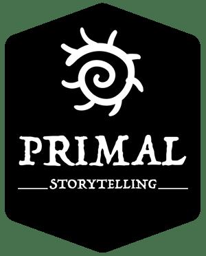 Primal storytelling Badge