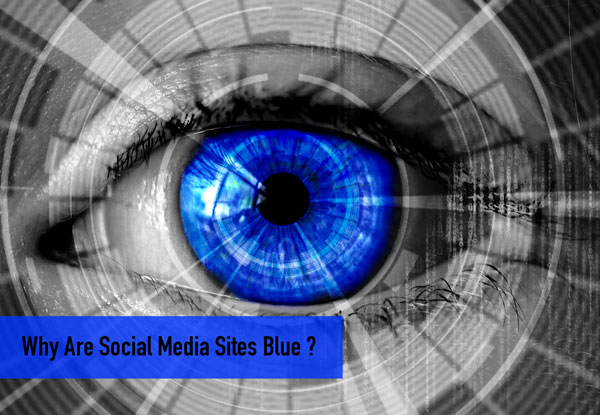 Why Are Social Media Sites Blue?
