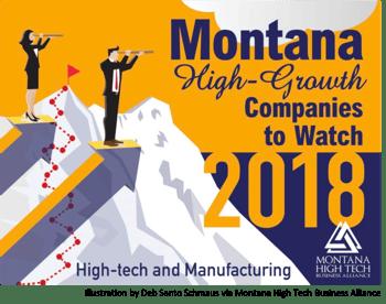 Montana High Tech Business Alliance Top 12 Tech Companies to Watch 2018