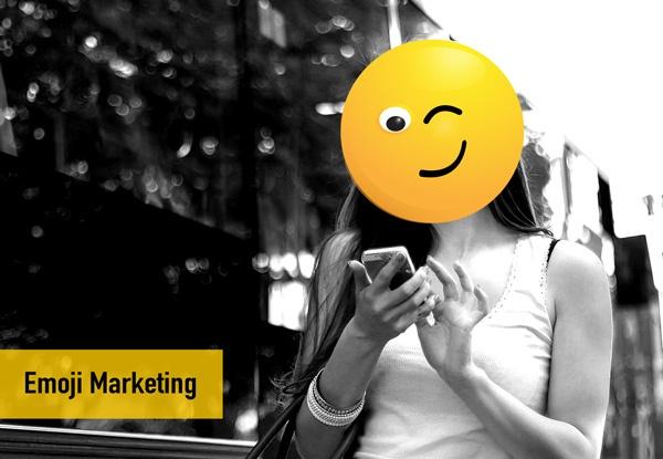 Emoji Marketing: It's a Real Thing