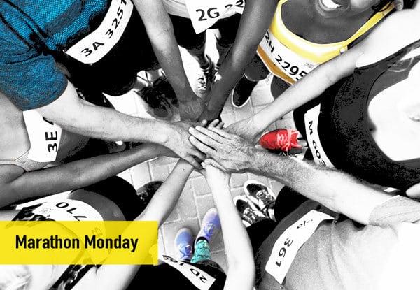 Marathon Monday:  if you believe it, you can achieve it